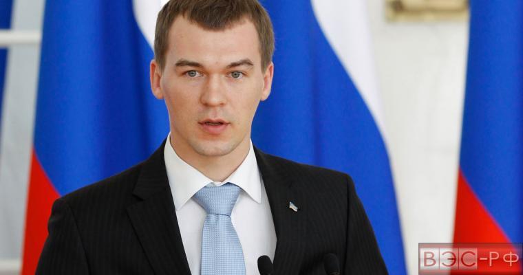 Михаил Дегтярев, депутат
