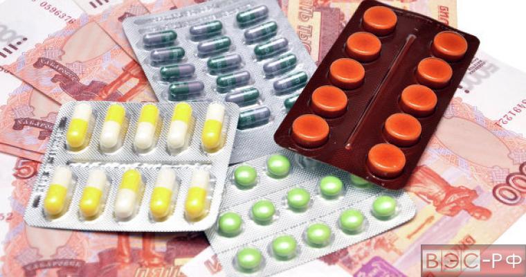 При зарплате в 400 тыс. рублей чиновники смогут получать лекарсьва бесплатно