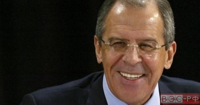 Сергею Лаврову сегодня исполняется 65 лет