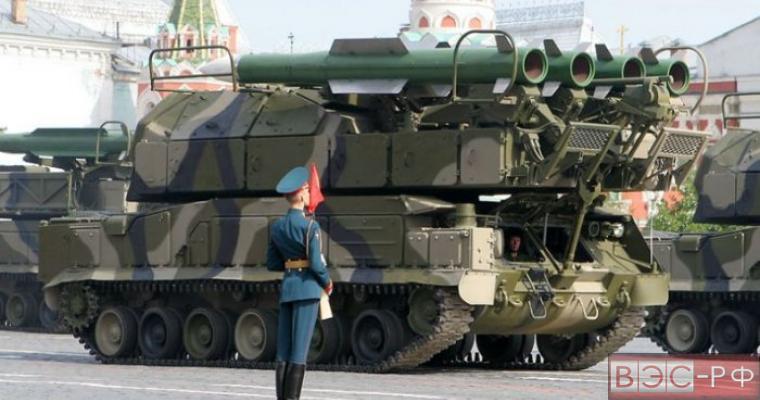 В Москве на параде Победы будет показано новое вооружение ВДВ