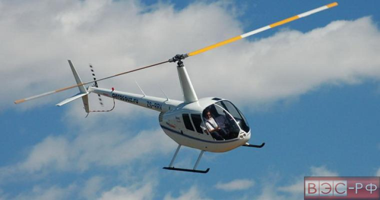 крушение вертолета в Елизово