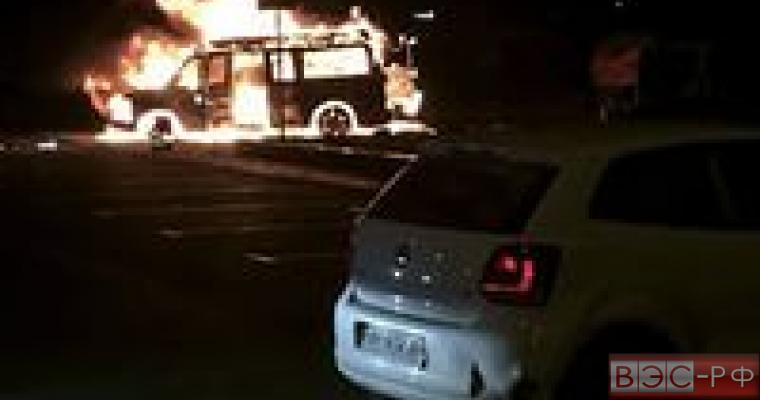 Силовики нарочно взорвали автобус