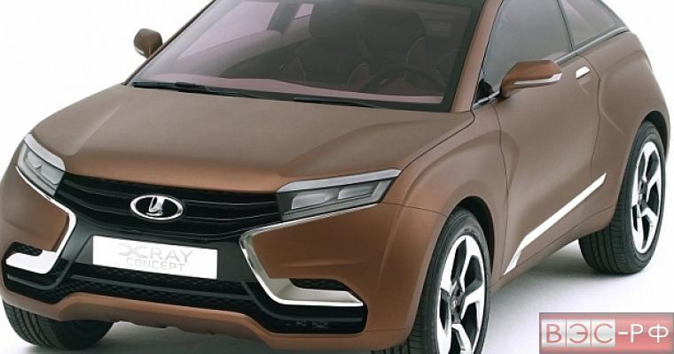 """""""АвтоВАЗ"""" назвал цены на Lada Vesta и XRAY"""