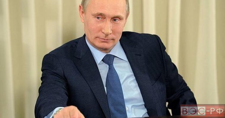 Электоральный рейтинг Путина вырос до максимального с 2008 года уровня
