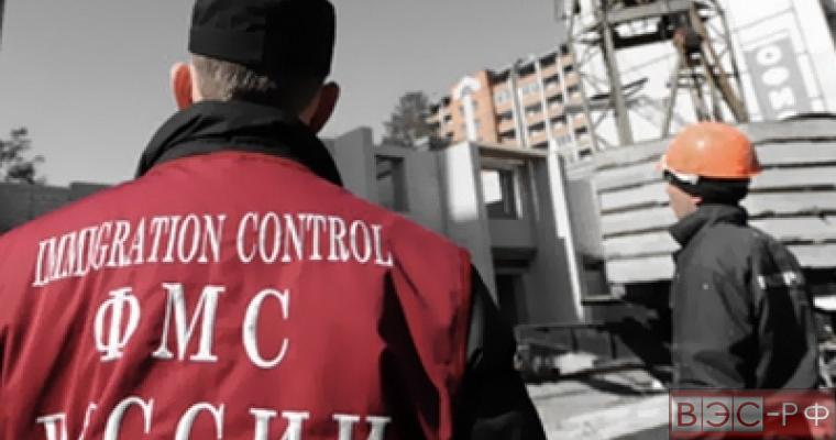 Половина мигрантов, работающих на стройках, трудятся нелегально