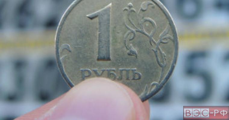 Курс рубля неуклонно растет
