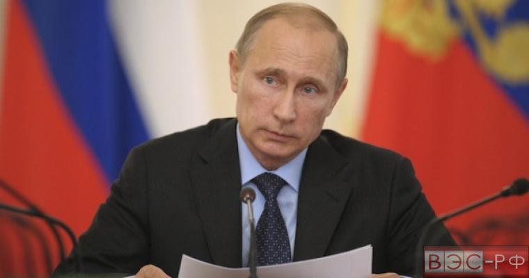 Путин поручил проверить обоснованность проверок бизнеса