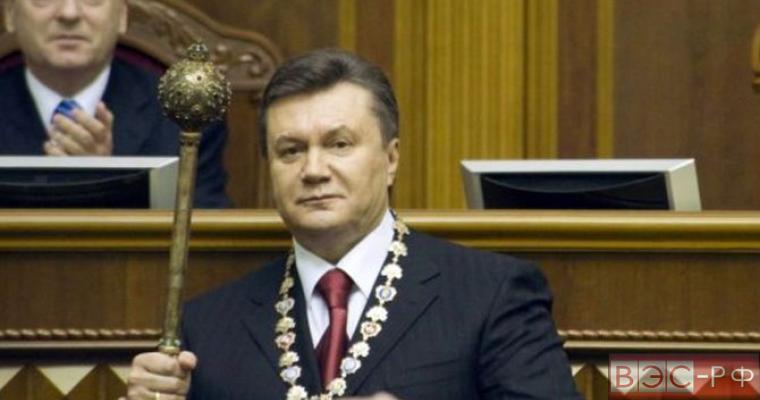 СБУ назвала Януковича узурпатором власти