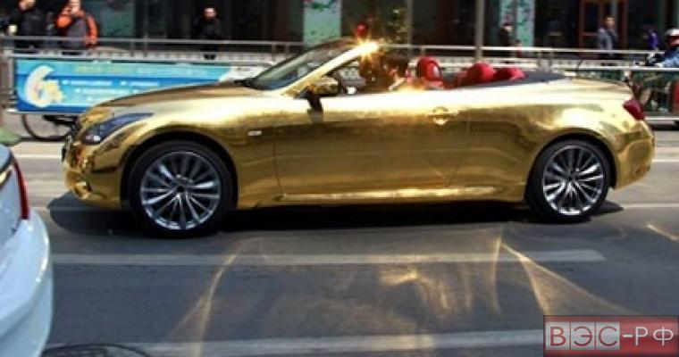 Расширен список роскошных автомобилей