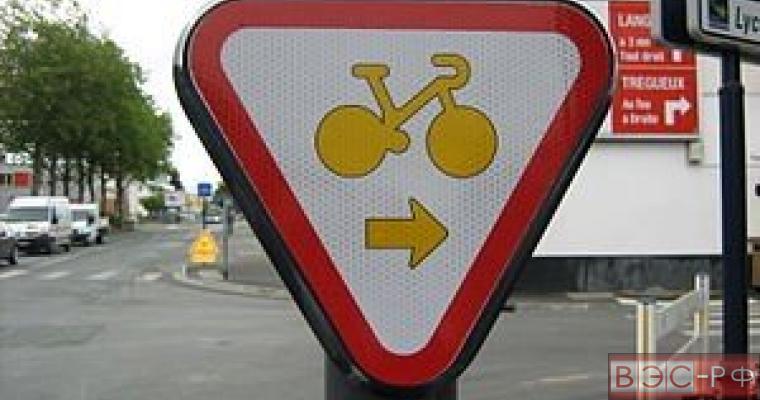 В Бельгии велосипедисты смогут ехать на красный свет