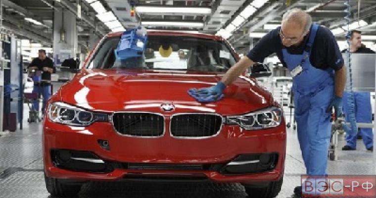 BMW с дефектом концерн отзывает из России