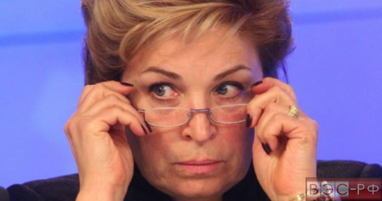 Первый замминистра финансов РФ Татьяна Нестеренко