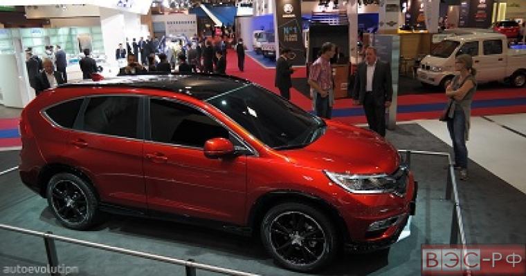 Honda отмечает снижение цен