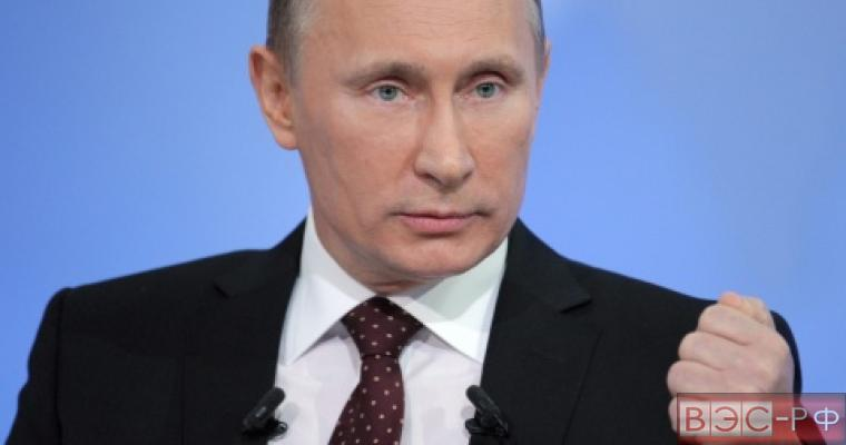 Прямая линия Путина 16 апреля: Путин назвал союзников и Врагов России