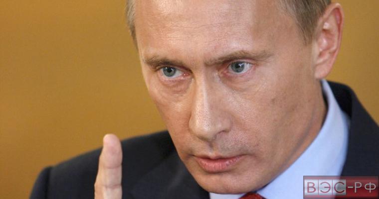 Путин: Запад любит Россию, только когда ей нужна гуманитарная помощь