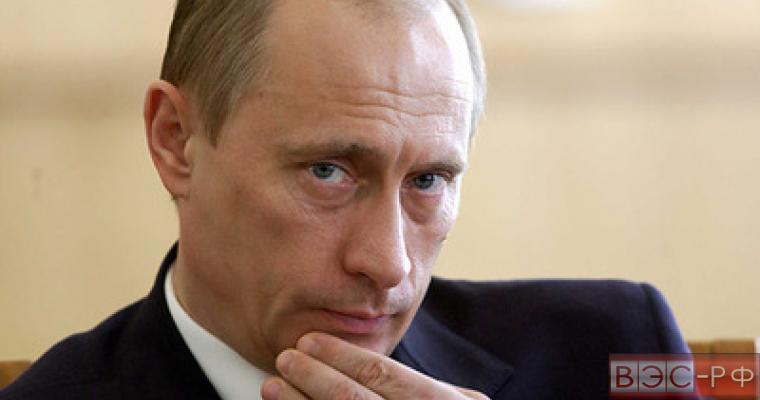 Путин: Запад любит Россию только, если ей требуется гуманитарная помощь