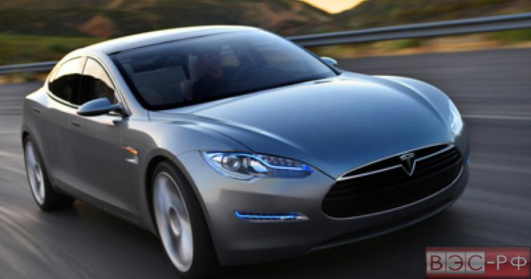 электромобили Tesla оснастят мобильным интернетом