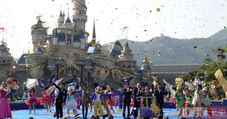 Строительство парка развлечений DreamWorks в Петербурге откладывается до 2016 года