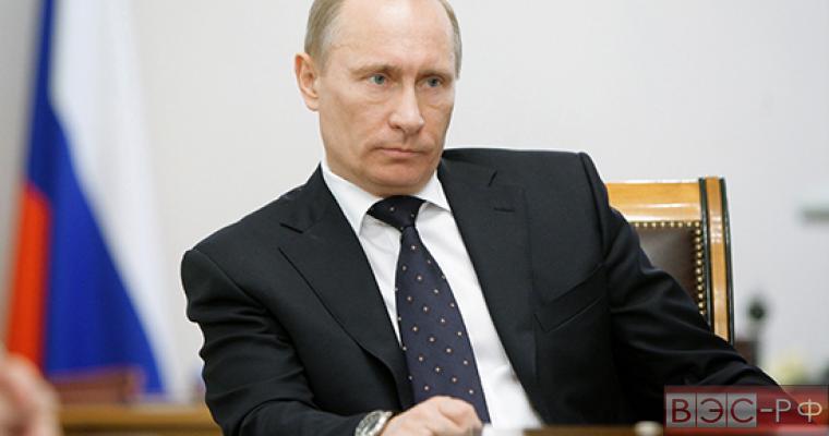 Путин в фильме