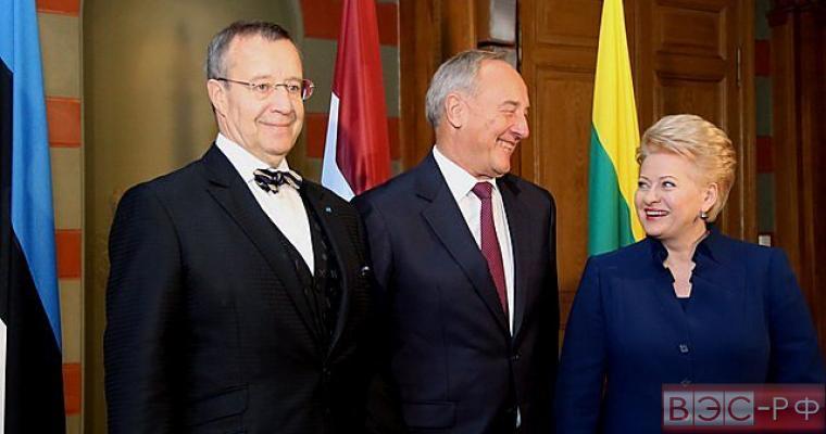 Лидеры балтийских стран хотят подтолкнуть к войне с Россией