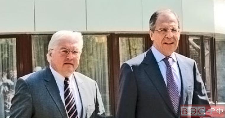 МИД ФРГ приедет в Волгоград