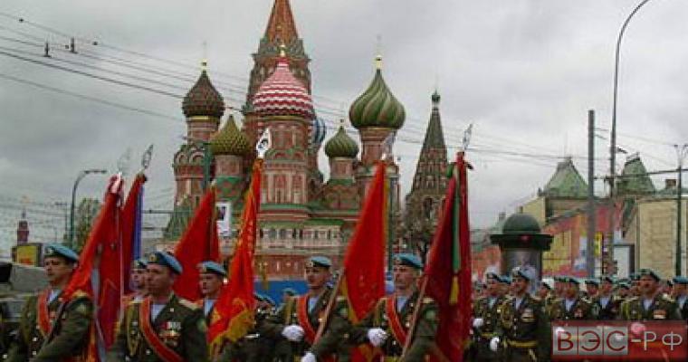 Военнослужащие китайской армии примут участие в параде на Красной площади