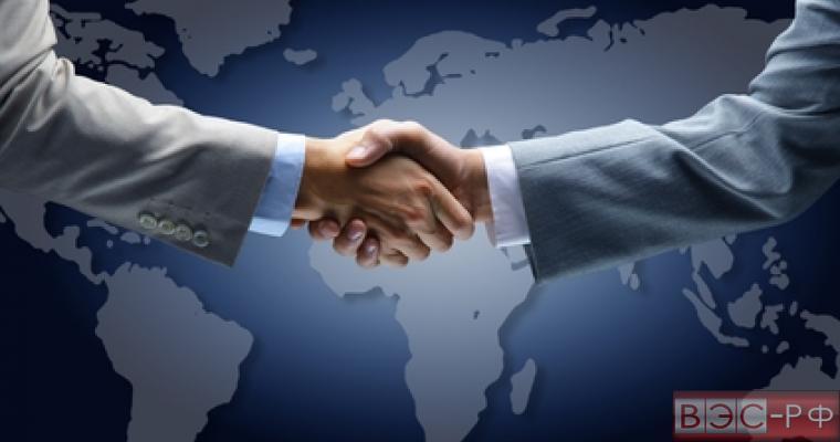 Международный контракт