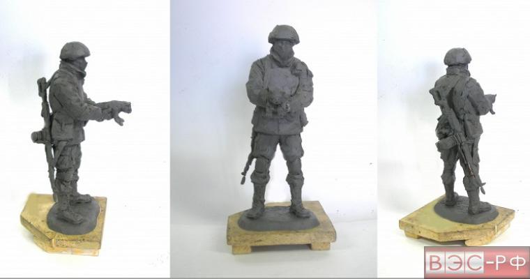 Памятник «Вежливым людям» откроют накануне Дня победы в Приамурье