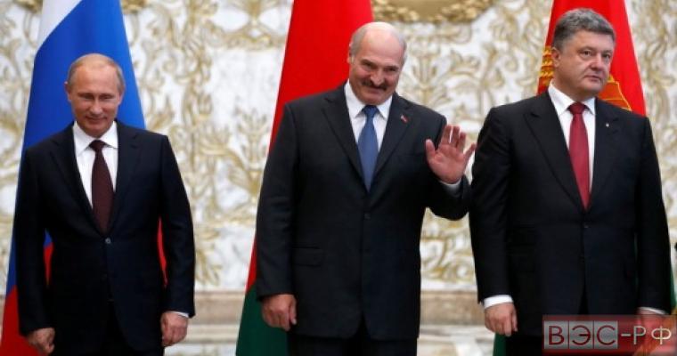 Лукашенко предложил Вашингтону урегулировать кризис на Донбассе