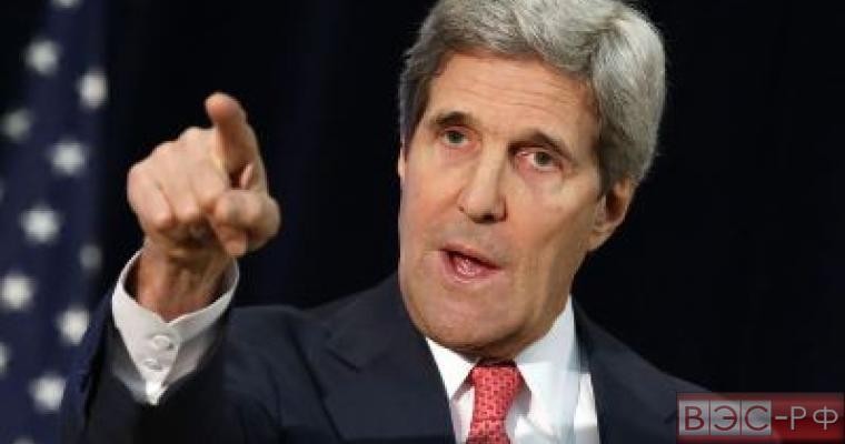 Керри предупредил ЕС о последствиях в случае снятия санкций