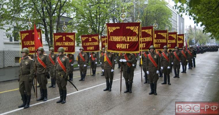 В Кремле рассказали подробности о предстоящем параде Победы