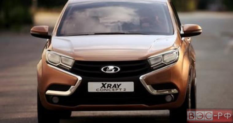 «Lada Xray»: Автоваз раскрыл технические подробности