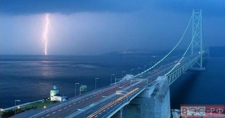 Кабмин включил переход через Керченский пролив, который построят к 2018 г, в трассу М25
