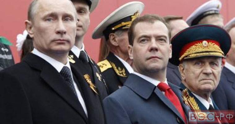 Путин встретит Парад Победы с половиной планеты