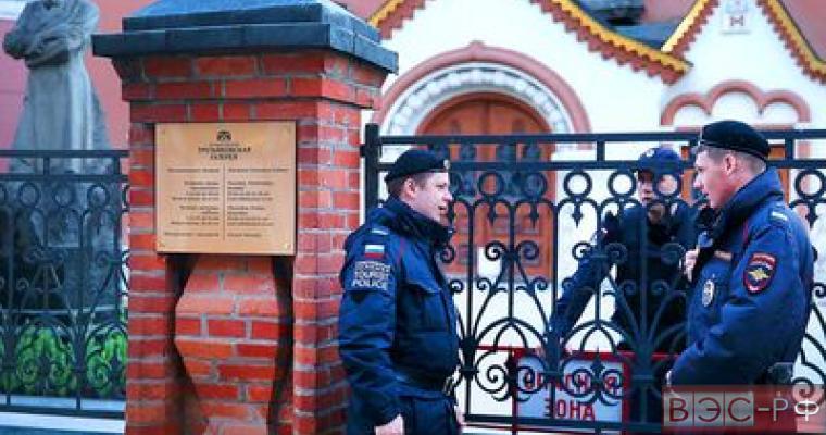 В Третьяковке прошли обыски по делу о контрабанде