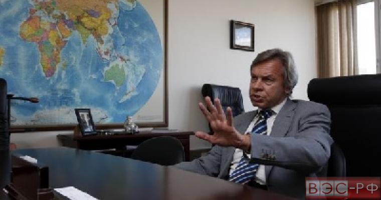 Пушков прокомментировал призыв ПАСЕ