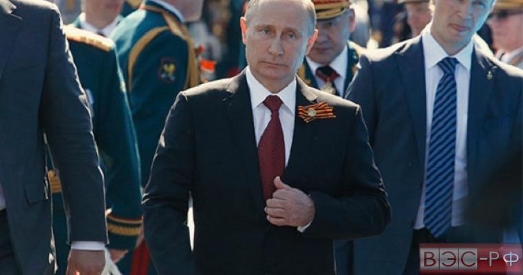 Парад Победы, Москва 9 мая