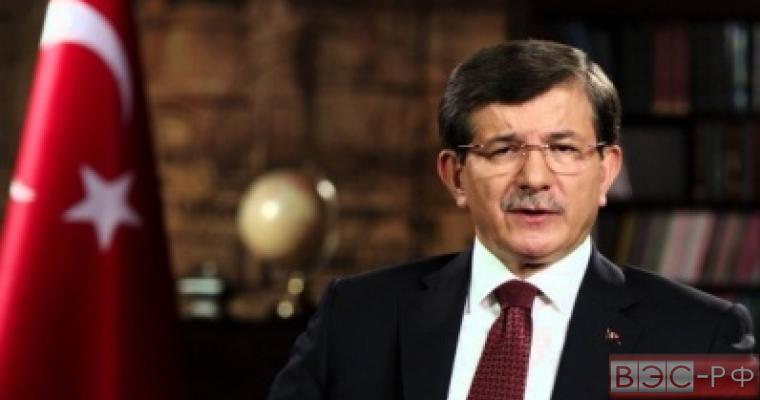 Премьер Турции заявил о «незаконной аннексии» Крыма