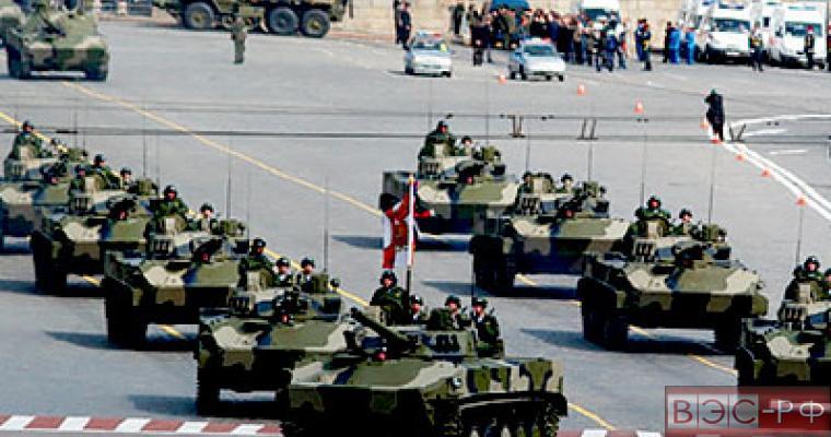 Путин поручил начать выпуск новейших образцов военной техники