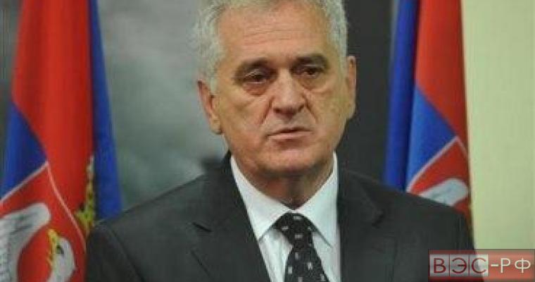 Сербия не поддержит антироссийские санкции