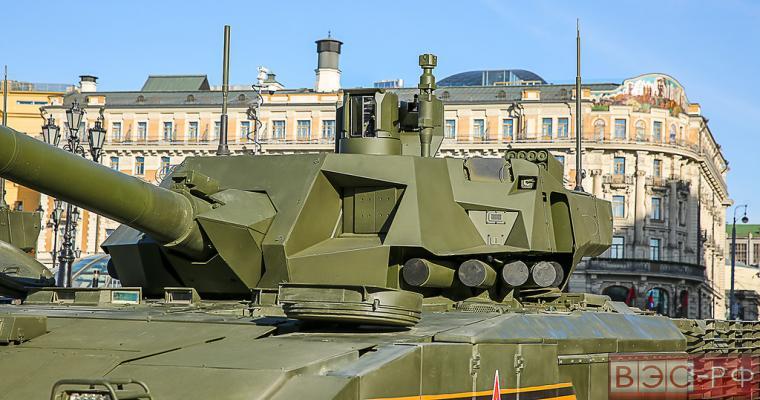 Дмитрий Рогозин: Армата получит более мощное оружие