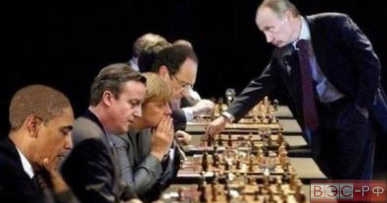 «Многоходовка» президента России вышла на новый уровень