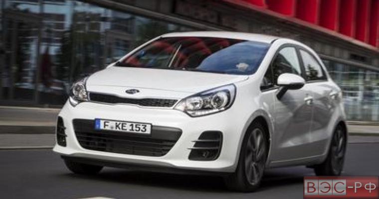 В России Новый Kia Rio поступит в продажу 1 июня