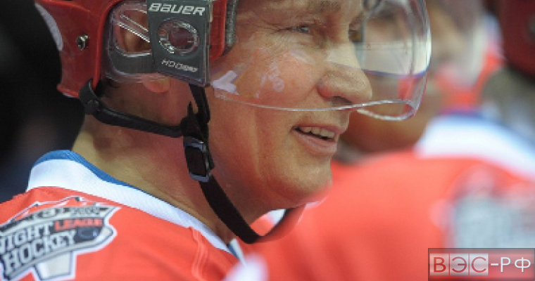 Владимир Путин в Сочи сыграет в хоккей