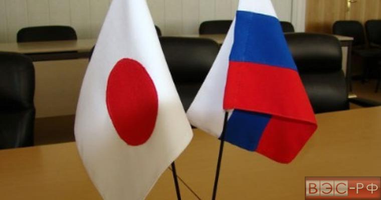 Россию и Япония свяжет паром