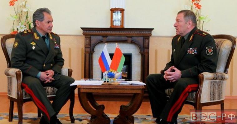 Беларусь и Россия обменяются госсекретами