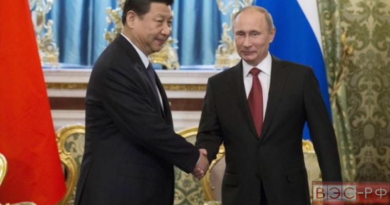 Китай намерен установить мировое лидерство при поддержке России
