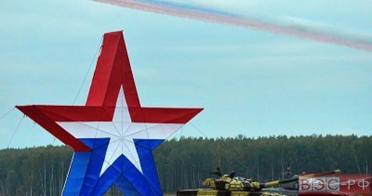 Армия РФ заняла второе место в рейтинге сильнейших