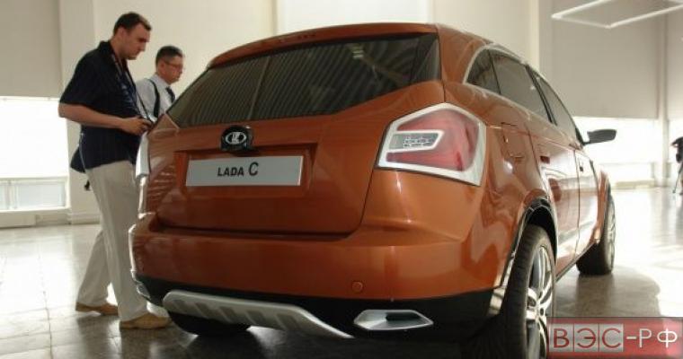 Автоваз выпустит LADA–С класса