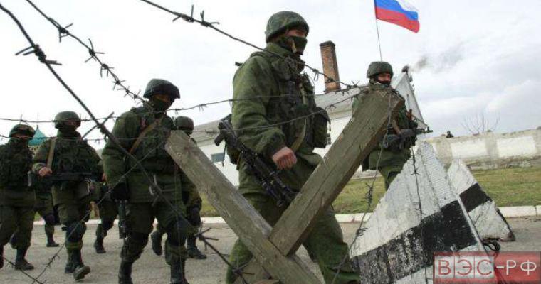 Минобороны требует прекратить «клоунаду» с задержанием «российских военных» под Луганском